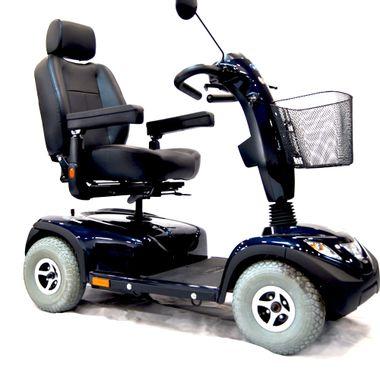 Scooter-Invacare-Comet--Cinza-ou-Azul-