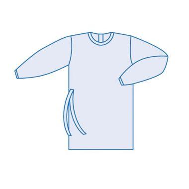 Bata-de-Protecao-em-PP-PE-Azul--10-un-