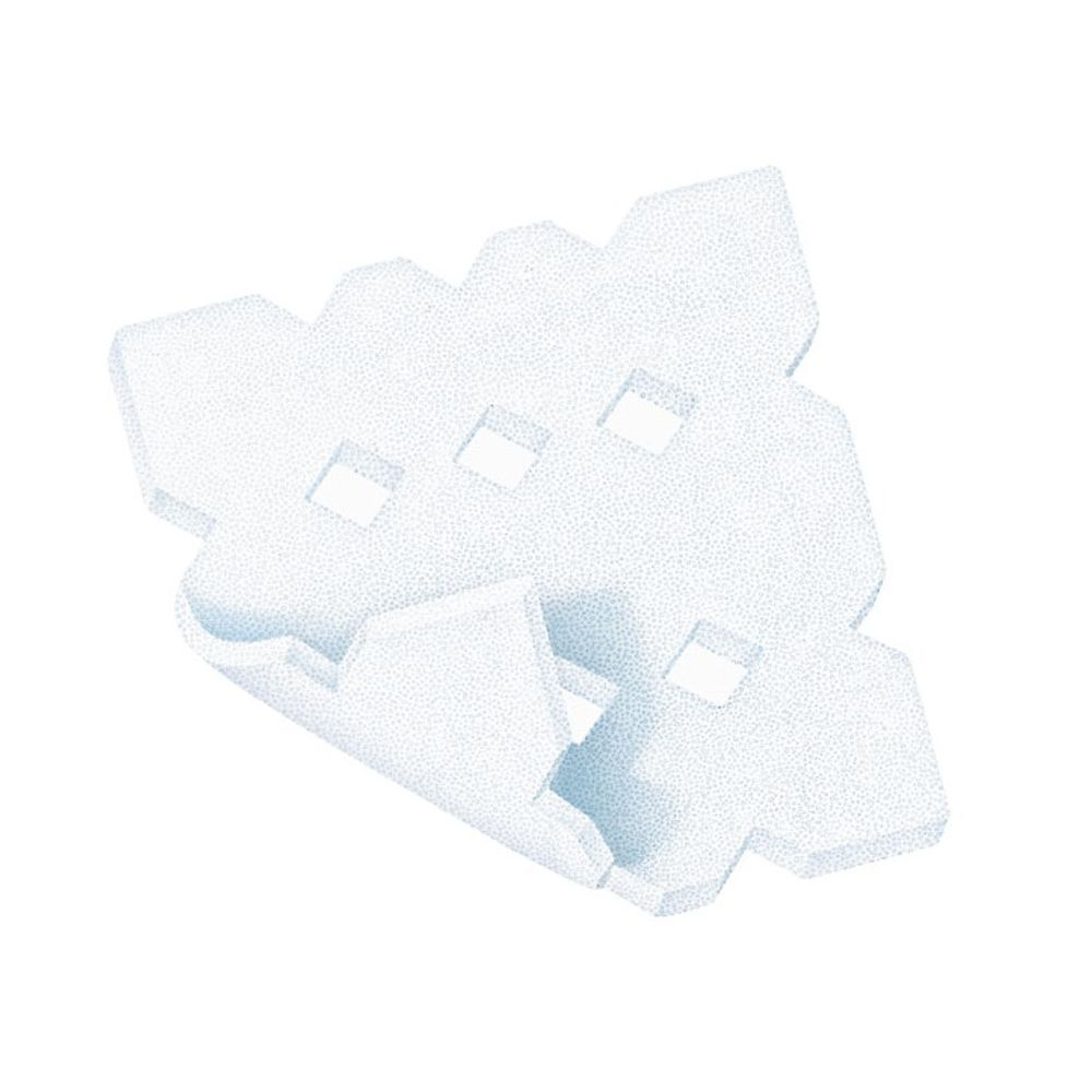 c0e098c9c Apósitos de Espuma PermaFoam Cavity (10x10 cm  3) - MEDICALSHOP