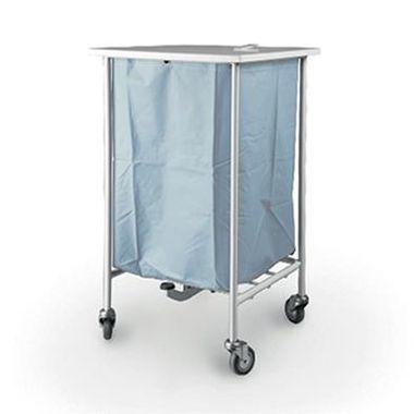 Carro-de-Roupa-Suja-Simples-com-Tampa-e-Pedal