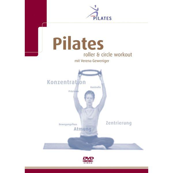 dvd de exercicios de pilates