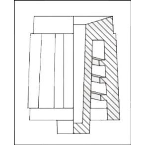 Tampa-Luer-Lock-Macho--Torneiras-e-Seringas--50-unidades