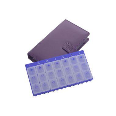 Organizador-de-Med-Semanal-S3-Azul--3-x-dia--Carteira