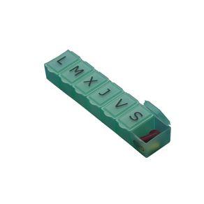 Organizador-de-Medicamentos-Semanal-S1-Verde--1-x-dia-