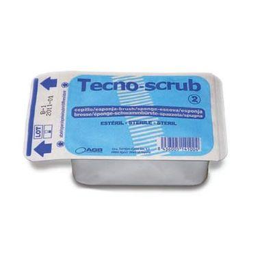 Escova-Esponja-Tecno-Scrub---Seca-Esteril--100-unidades-