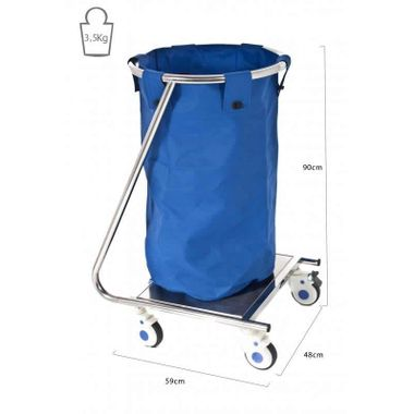 Carro-para-residuos-e-roupa-suja