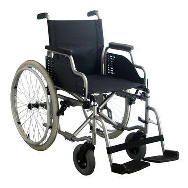 Cadeira-de-Rodas-Manual-em-Aco-Celta-Eixo-Recuado