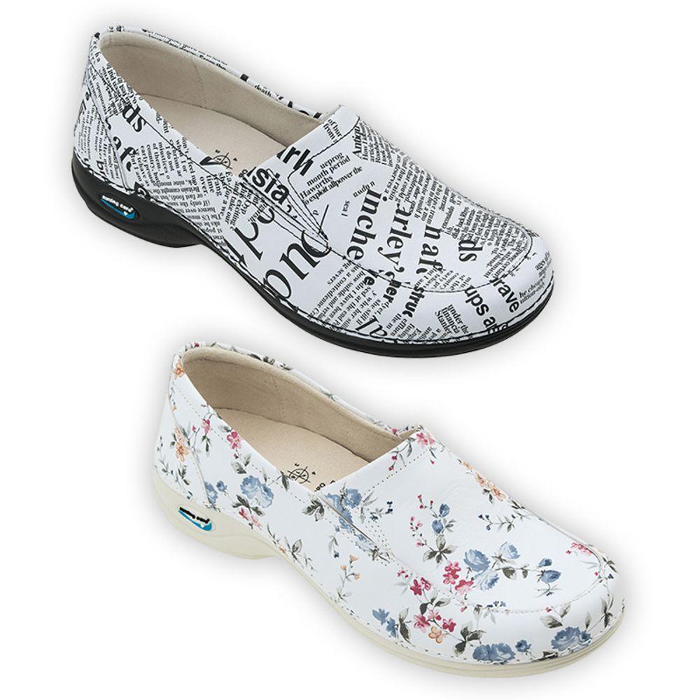 7e4766d0ca4 Sapatos WashGo com Elásticos Estampados - MEDICALSHOP