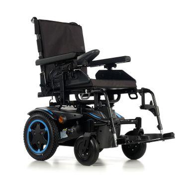Cadeira-de-Rodas-Eletrica-Azul-Q100R