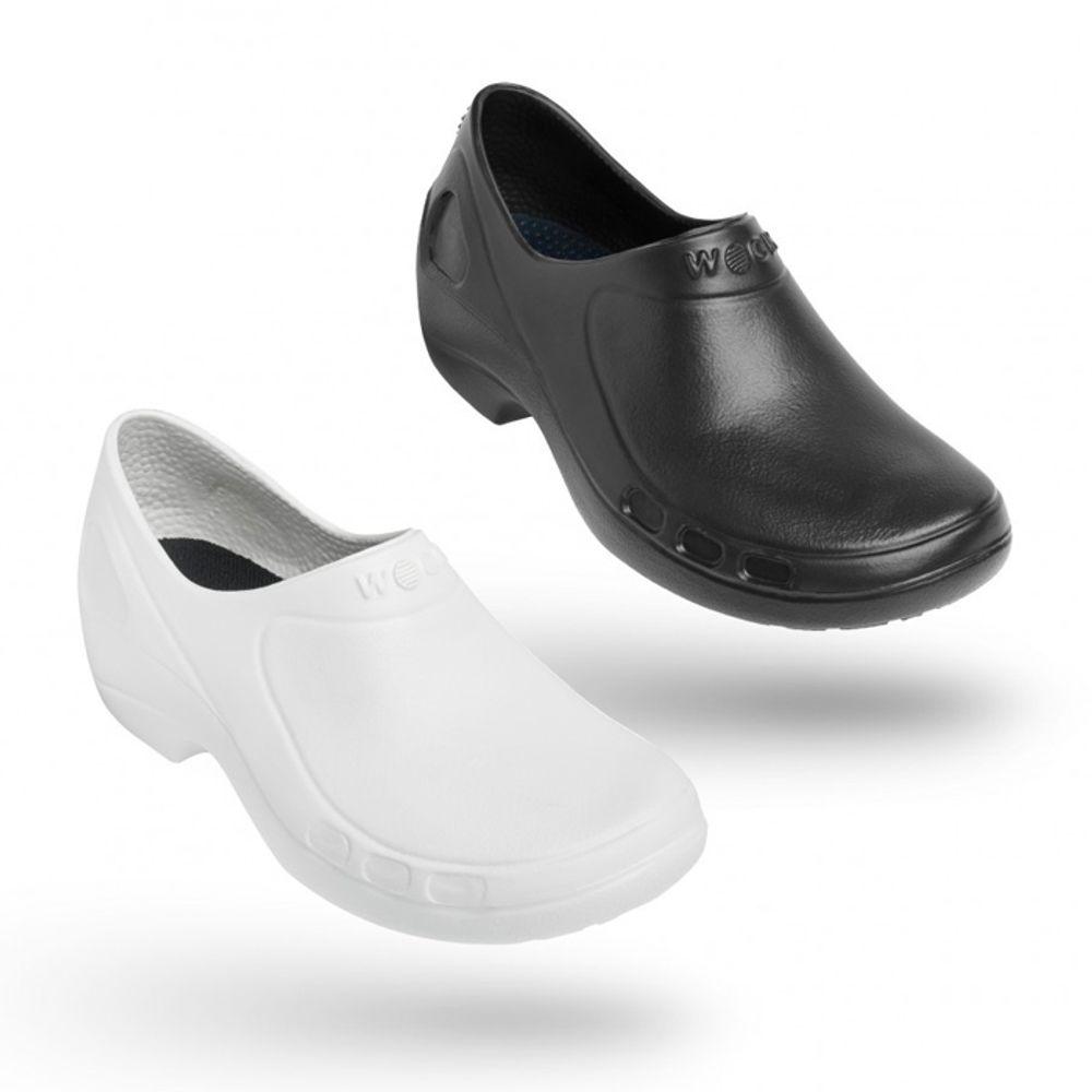 39d83fc5378a Sapatos WOCK Everlite Fechados - MEDICALSHOP