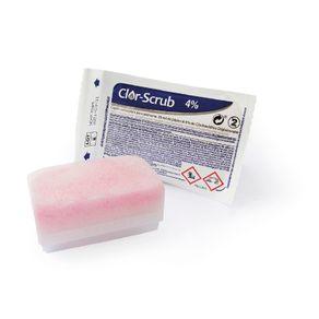 Escova-Esponja-Tecno-Scrub-com-Clorohexidina--100-unidades