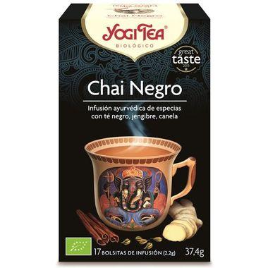 Cha-Preto-Bio-Chai-Negro-