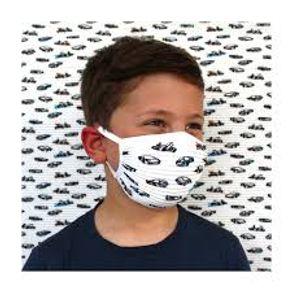 Mascara-de-Protecao-Lavavel-para-Crianca-modelo-Carros