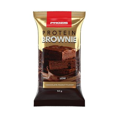 Protein-Brownie-50g-Chocolate-Amendoim